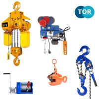 Tor Industries - Ihr Partner für Hubtechnik, Flaschenzüge und Zubehör